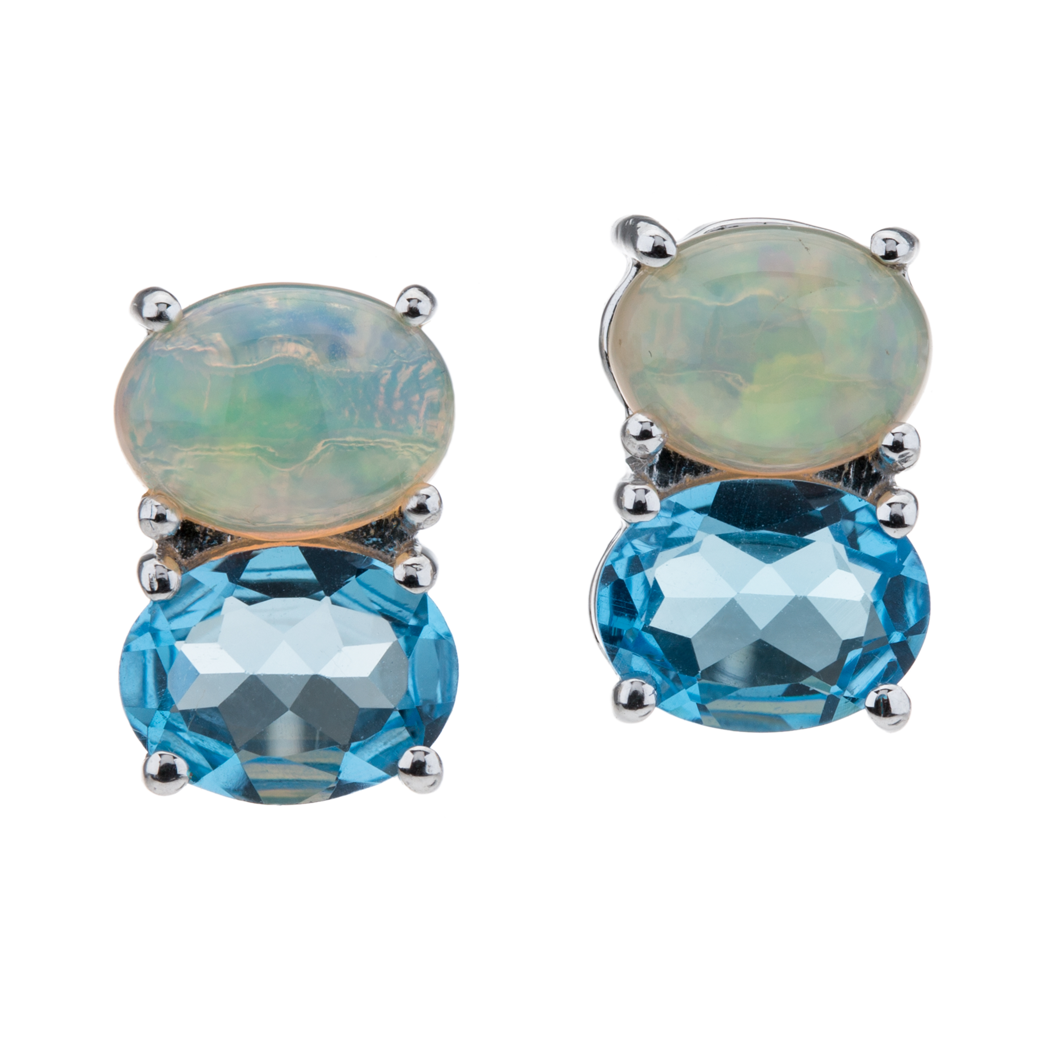 listing silver fullxfull nzgg stud fire blue classic earrings genuine studs natural il rainbow opal